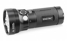EagleTac MX3T-C (4 x Luminus SST-70, холодный свет)