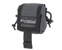 Подсумок-трансформер Kiwidition Peke S (Dark Gray)