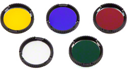 EagleTac ET28 DYRGB Filter Kit