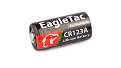 EagleTac CR123A