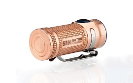 Olight S Mini Cu (расцветка Rose Gold)