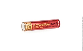 Батарейка Power Plus AAA (литиевая)